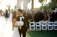#105 #Dana Point #California #Wedding #Ceremony #Couple #Bride #Groom #Kiss #Love