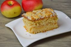 Rice with seafood - recipe - Seafood Recipes Quiches, Apple Desserts, Seafood Recipes, Apple Pie, Cornbread, Breakfast Recipes, Deserts, Food And Drink, Sweets