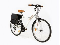 HYBRID UOMO BIANCO 26' 390,00 € DISPONIBILE QUESTO ACQUISTO TI DA DIRITTO A RICEVERE UN'AUTO NUOVA  Questo acquisto ti da diritto ad entrare nella tabella n°2 all'uscita della 3° tabella riceverai la tua auto I tempi di spedizioni per questa bicicletta saranno dai 3 ai 10 giorni. website: http://www.truebikecar.com?acc=689