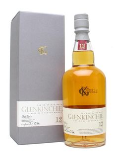 Glenkinchie - The Edinburgh Malt. A very accessible rounded, velvety single malt - great as an intro for skeptics.