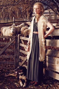 #Knotted #Maxi #Dress #Anthropologie