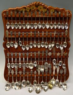 collectors spoons - Google Search