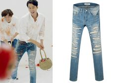 "Jo In-Sung 조인성 in ""It's Okay, That's Love"" Episode 16.  Plac Jeans Lang Slender - 824 WSHD Jeans #Kdrama #ItsOkayThatsLove 괜찮아, 사랑이야 #JoInSung"
