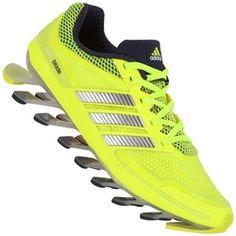 Tênis adidas Springblade - Feminino - VERDE CLARO Desconto Centauro para Tênis adidas Springblade - Feminino - VERDE CLARO por apenas R$ 999.90.