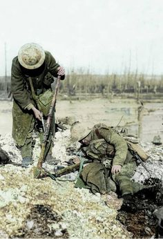 WWI, Passchendaele, 1917