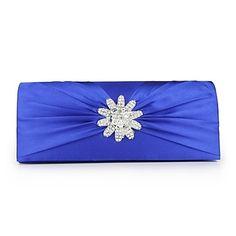 μετάξι βράδυ τσάντες των γυναικών (περισσότερα χρώματα διαθέσιμα) – EUR € 47.99