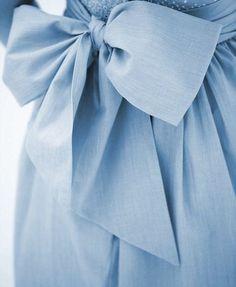 "chasingrainbowsforever: "" Colors ~ Baby Blue """
