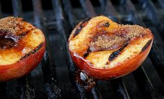 Outside on the gas grill or indoors on a grill pan, we love the way grilling caramelizes the natural sugars in fresh fruit. 10 desert recipes using grilled fruit