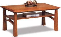 You'll save on every piece of furniture at Amish Outlet Store! We custom make every item, and you can get the Artesa Coffee Table in Oak with any wood and stain.