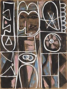 Adolph Gottlieb (1903-1974) - Artists - Michael Rosenfeld Art