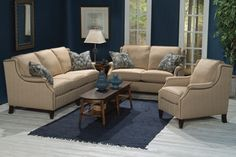Jayne Living Room Set by Flexsteel at Crowley Furniture in Kansas City