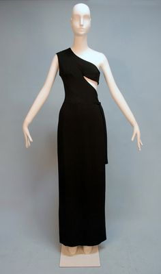 Dress  Madame Grès, 1970  Whitaker Auctions