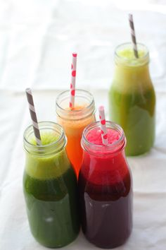 My Soul is the Sky: Juicing Recipes