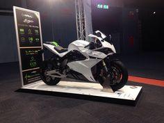 Energica Ego @ MotorBeurs Utrecht with Electric Motorcycles Nederlands