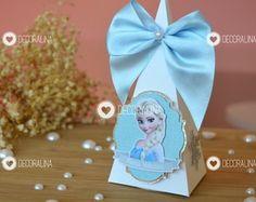 Cone Vertical Frozen Lembrança e Cute