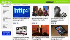 Want more exposure to your Business Blog Posts?  Try Scribol