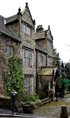 our village is quaint, but Henry and I much prefer spending the season in London .. Corbridge Village, Northumberland, England (by alh1 on Flickr) Elegant Homes, Beautiful Buildings, Beautiful Places, Beautiful Pictures, Northumberland England, North East England, Stone Houses, England Ireland, English Countryside