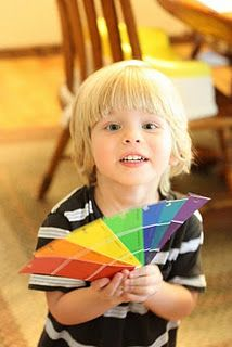 A Color of His Own Rainbow Activities