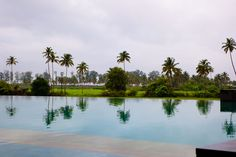 The beautiful view from the Pool #AlilaDiwaGoa #Vacation #Holiday #Outdoors #Goa