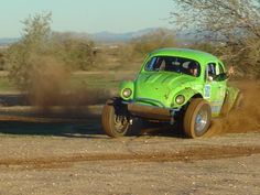 A VW off-road bug