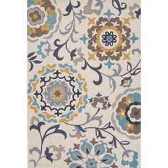 Found it at Wayfair - Kaela Polyester Hand Tufted Area Rug