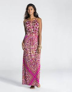 Fit n flare printed dress Strapless Dress Formal, Formal Dresses, Dress Clothes For Women, Fit And Flare, Dress Outfits, Printed, How To Wear, Fashion, Dresses For Formal