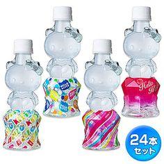 hello kitty bottled water