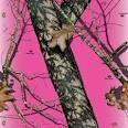 Mossy Oak Pink Camo