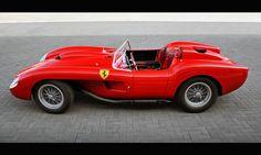 1957 Type Ferrari 250 Testa Rossa pt.3