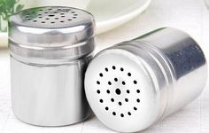 Cheap spice jars sale, Buy Quality jars canada directly from China spice organisms Suppliers: Stainless Steel Bottle for Kitchen Outdoor Barbecue BBQ Salt Pepper Chili Paprika Powder Shaker Seasonings Container Spice Jar Shaker Bottle, Bottle Box, Spice Containers, Spice Jars, China Spice, Barbecue, Salt And Pepper Restaurant, Pots, Bbq Table