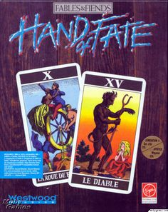 The Legend Of Kryandia Book 2: The Hand Of Fate, 1993