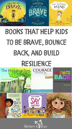 do lists or books The perfect booklist for back to school. Read your kids stories about characters who find the courage, the strength, the resilience, and the bravery to bounce back wh Kids Writing, Kids Reading, Reading Lists, Parenting Books, Kids And Parenting, Parenting Advice, Mindful Parenting, Peaceful Parenting, Gentle Parenting