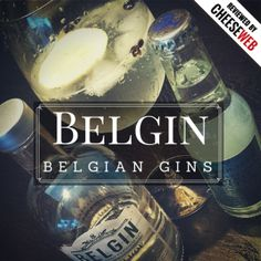 Review: Belgin - Artisanal, Belgian Gin and Liqueurs   Slow Travel in Europe and Beyond   CheeseWeb