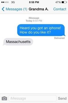 28 Texts From 2014 That Will Make You Laugh Every Time --- It's true, I laugh so much