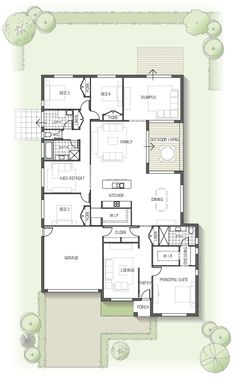 Casuarina 1832 N01 - floorplan