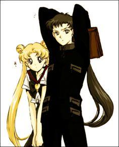 Seiya and Serena