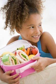 Bag Lunch Ideas for Kids, Tweens, Teens and Adults
