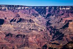 https://flic.kr/p/racpJL | Grand Canyon-Bright Angel Canyon from Phantom Ranch to the North Rim