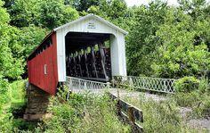 Hills Covered Bridge | Flickr - Photo Sharing!