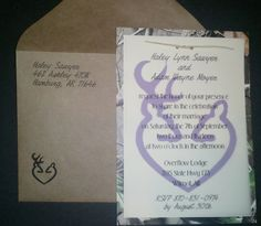 Hey, I found this really awesome Etsy listing at http://www.etsy.com/listing/156892599/camo-wedding-doedeer-invite-and-envelope