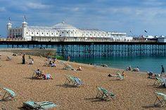 View of Palace Pier, Brighton