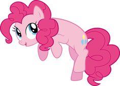 Pinkie Back Ride by RedPandaPony