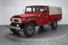 For Sale 1976 Toyota Land Cruiser