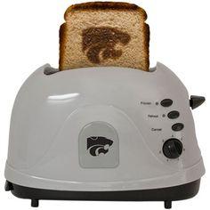K-State Wildcats Silver Toaster @Fanatics ® #FanaticsWishList