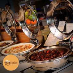 Eat-All-You-Can Breakfast Buffet: Hotel H2O's Makan  Makan Asian Food Village   #Buffet #YUM #FOOD #MAKATI #DINE Eat All You Can, Breakfast Buffet, Chocolate Fondue, Asian Recipes, Canning, Desserts, Food, Tailgate Desserts, Deserts