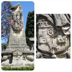 Monument de la Défense de Belfort, cimetière de Terre-Cabade, Toulouse