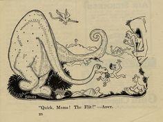 Dr. Seuss Flit Adver
