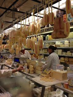 Zabar's Food and Drink in New York, NY - oh how I miss this.