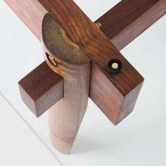 wood bamboo detail