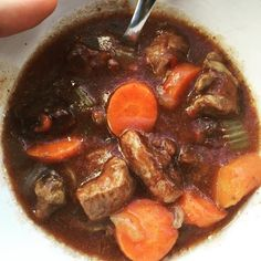 Life Changing Instant Pot Beef Stew Recipe - Pinch of Yum